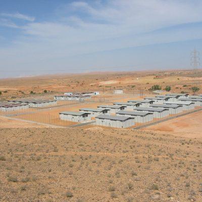 01. CENTRO POLIFUNZIONALE LIBIA